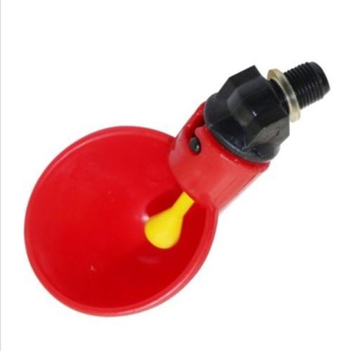 Vasos para beber agua para aves de corral 10 piezas