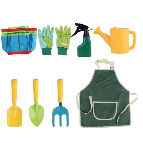 8PCS Kids Garden Tools Set
