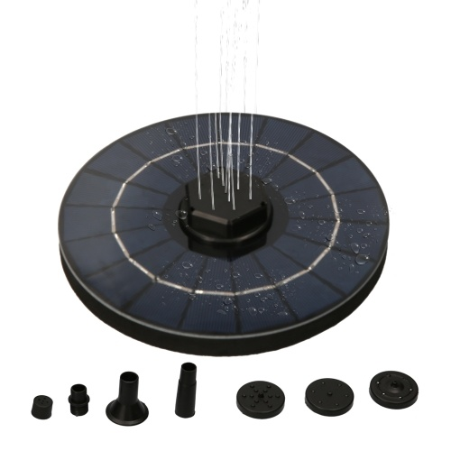 Floating 3.5W Solar Fountain Pump