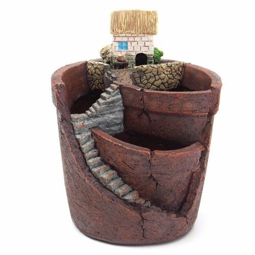 Microlandschaft Flower Pot