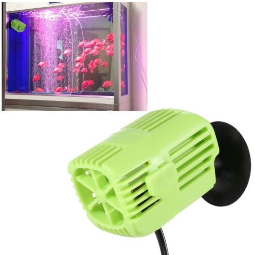 Mini Marine Aquarium Wave Maker Fish Tank Water Circulator Circulation Pump AC 220-240V 6W 3000L-H