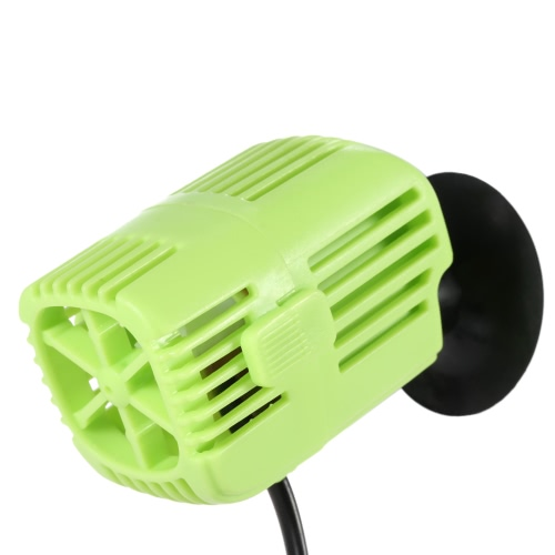 Mini Marine Aquarium Wave Maker Fish Tank Water Circulator Circulation Pump AC 220-240V 6W 3000L/H