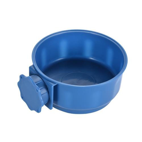 Comida para perros para mascotas Tazón de fuente de agua Cuenco de calefacción colgante para cachorros Kittys Conejos Hámsters Conejillos de Indias