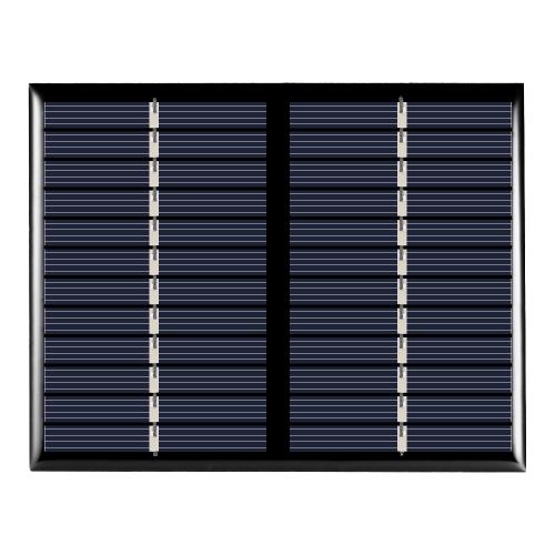 1.5W 12V polykristalline Silikon-Sonnenkollektor-Solarzelle für DIY Strom-Ladegerät 115 * 90mm
