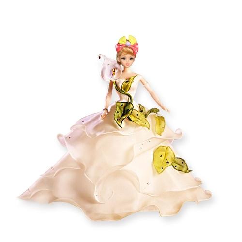 Schöne Lebensmittelqualität Kunststoff Puppe Modell Form Kuchenform für DIY Puppe Kleid Sugarcraft Fondant Kuchen Dekorieren Tools