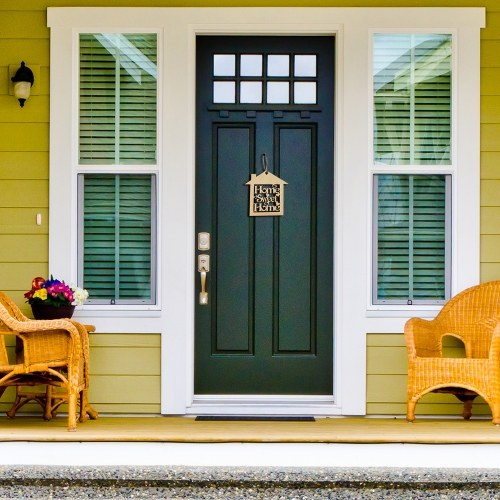 10 Stück dekorative Holz Wand hängenden Home süße Zeichen Plaque Haus Form ausgeschnitten Handwerk Housewarming Geschenk