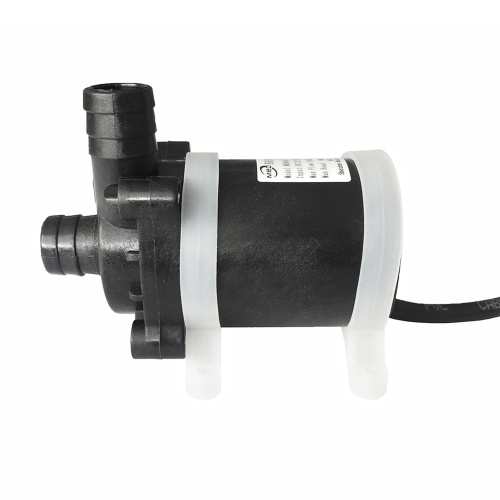 12V 24W 740L / H Low Noise Mini Brushless Water Pump