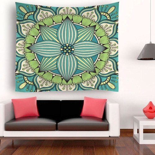 Tapestry Wall Hanging Mandala Tapestries Wall Decorations Tapestry