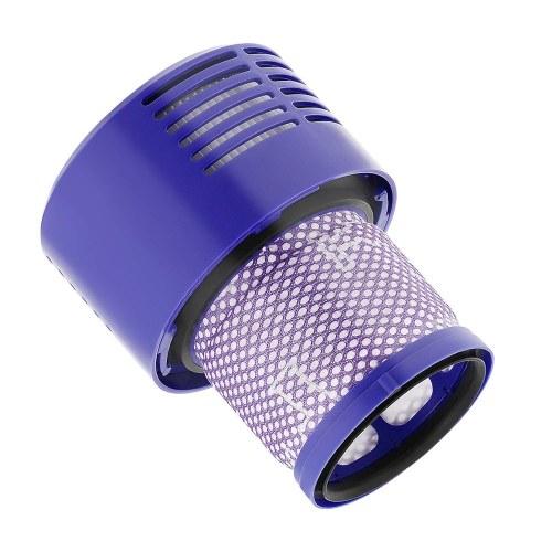 Фильтры вакуумной замены Фильтры после очистки двигателя HEPA Фильтр для Dyson V10 Series Stick Пылесос Ручные задние фильтры Заменить часть Задний фильтр для Dyson фото