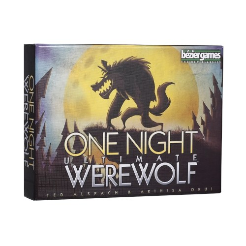 51% OFF One Night Ultimate Werewolf Card