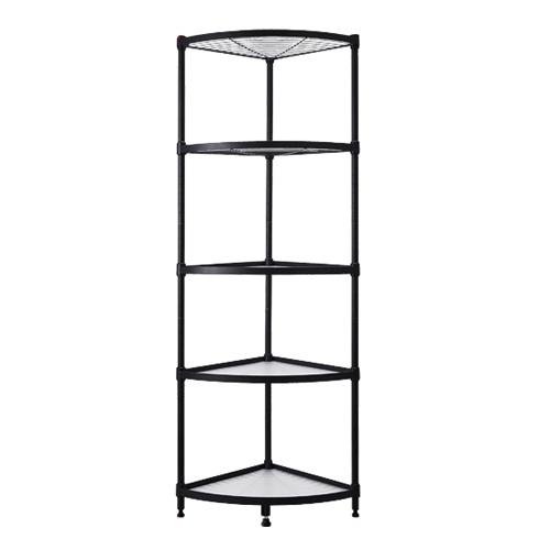 5-Ebenen-Eckregal Organizer Shelf Storage Rack