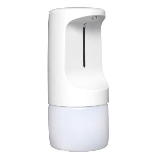 Dispensador automático de desinfectante de manos