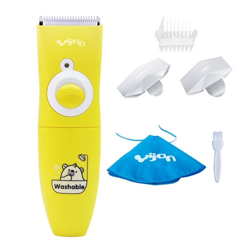 Anself Yijan Professional Mini Baby Children Kids Hair Clipper Trimmer Electric Hairdressing Tool