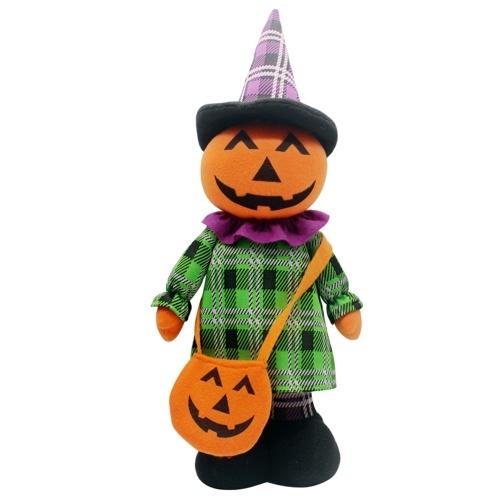 Image of Halloween ausziehbare Stehpuppe Spielzeug
