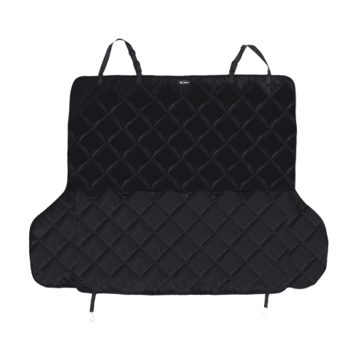 Lightweight Water Resistant Pet Backseat Cover Dog Cat Puppy Safety Rear Bench Seat Protector Quilted Mat for Cars