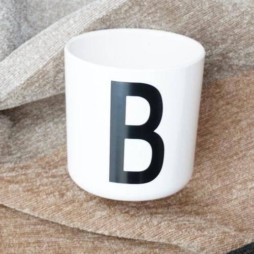 Melamine Unbreakable Coffee Tea Drinking Cup Drinkware Kids Alphabet Mug Milk Juice Teacup Letter Mark Cup Gift Bonsai Pot