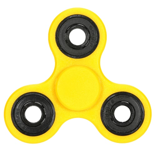Tri Fidget Hand Finger Spinner Spin Widget Focus Toy EDC Pocket Desktoy Triangle Plastic Gift for ADHD Children Adults Relieve Stress Anxiety Boredom Killing Time