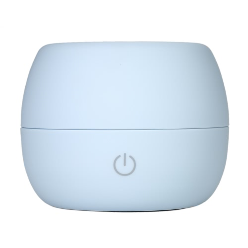 Simple Style Cute Color USB Humidifier Handy Compact Solid Color Humidifier Aroma Diffuser