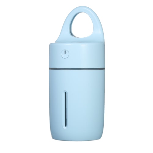 Mini Portable Cute Color USB Humidifier Handy Compact Solid Color Humidifier Simple Style Aroma Diffuser