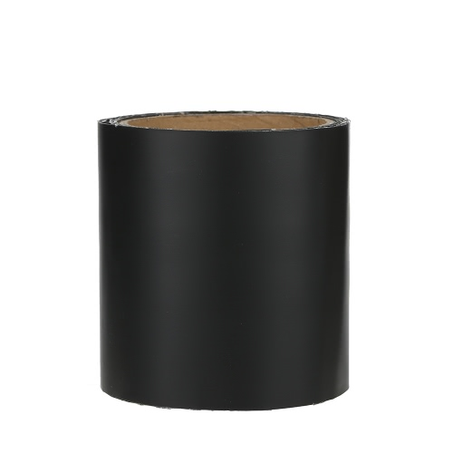 Flex Flexible Butyl All Weather Strong Adhesive Rubberized Patch and Shield Repair Tape Waterproof Works Dirty Wet Surfers Black