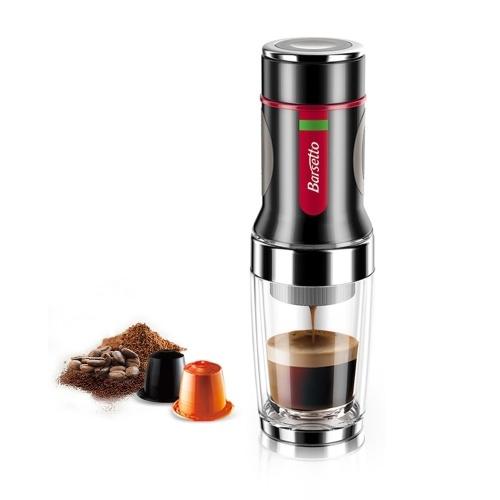 $11.16 OFF Barsetto Tripresso Portable Coffee Machine,free shipping $44.99(Code:MH2160)