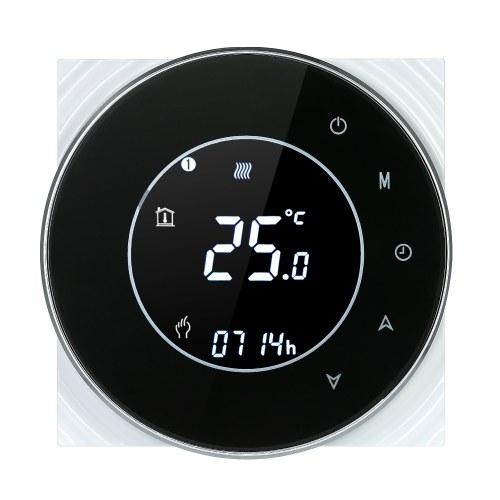 Programmierbarer Thermostat für Gaskesselheizung mit trockenem Kontakt