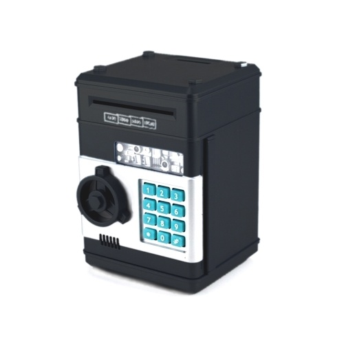 Combination Lock Password Safe Money Box