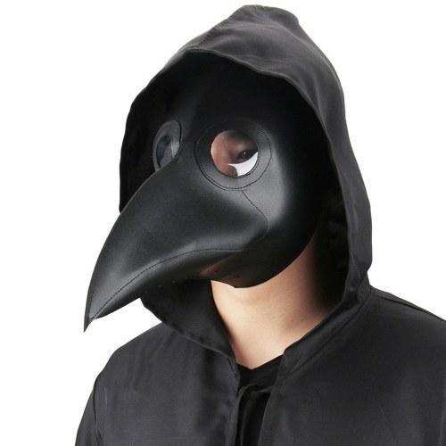 Plague Doctor Mask Birds Long Nose Beak Masks
