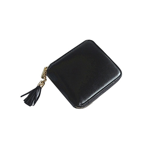 Women PU Leather Pure Color Wallet