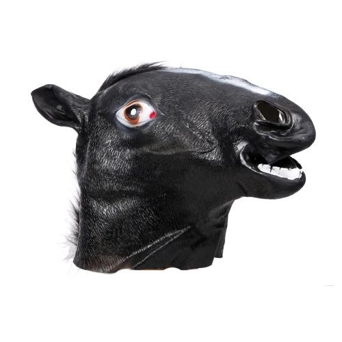 Horse Mask Halloween Horse Head Mask