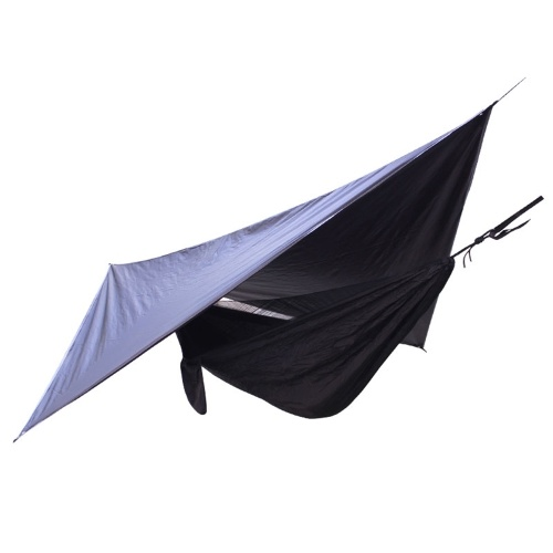 Camping Hammock With Rain Fly UV Resistant