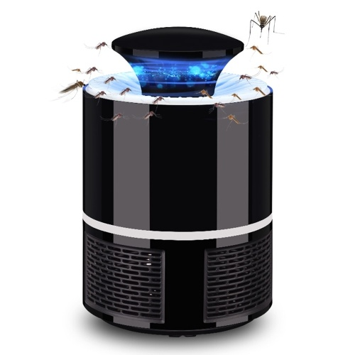 USB Photocatalyst Electric LED Mosquito Insect Killer Repeller Lamp Fly Bug Repellent