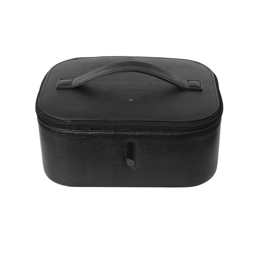 UV Bag Ultraviolet Box Portable UVC USB portátil Recargable Bolsa de limpieza Soporte Teléfono móvil Carga inalámbrica