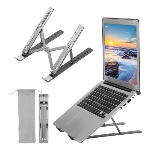 Elevatore per tablet Riser per computer portatile regolabile con supporto per laptop