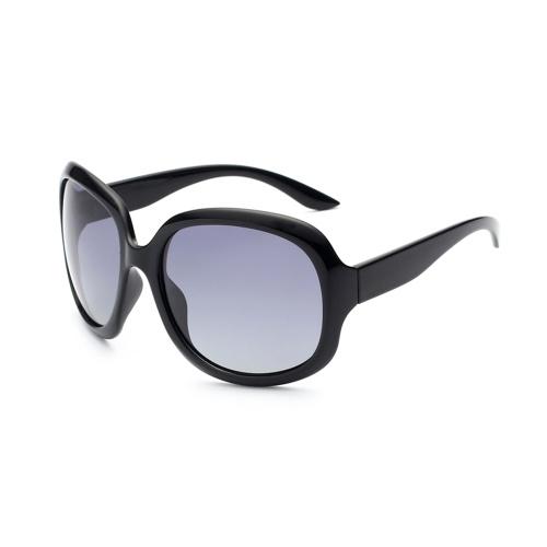 Большие поляризованные солнцезащитные очки для женщин