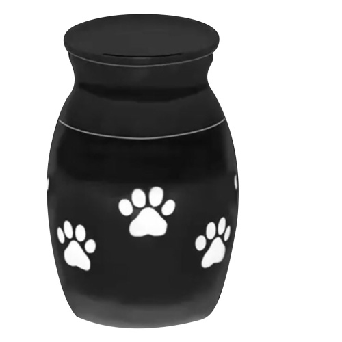Pet Urn Small Cremation Urn for Dogs Cats Ashes Holder