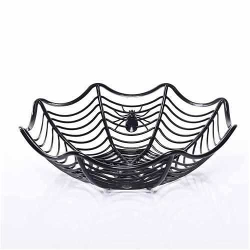 Ragnatela di Halloween Basket Bowls