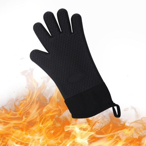 BBQ Gloves Heat Resistant Grill Gloves