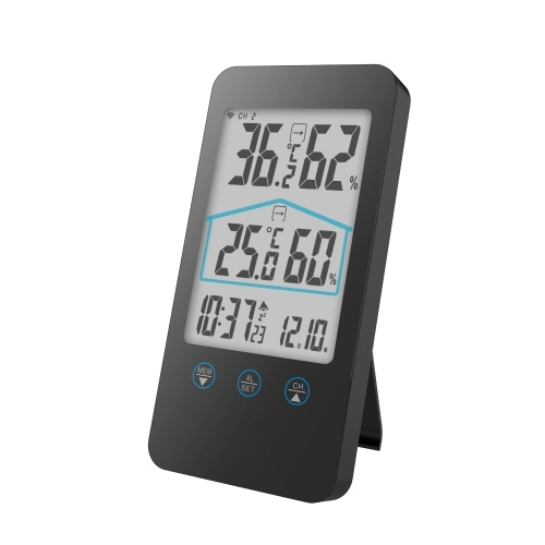 Digital Wireless Indoor Outdoor Thermometer with Remote Sensor