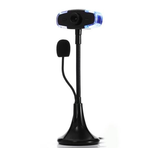 Webcam HD 1080P avec microphone