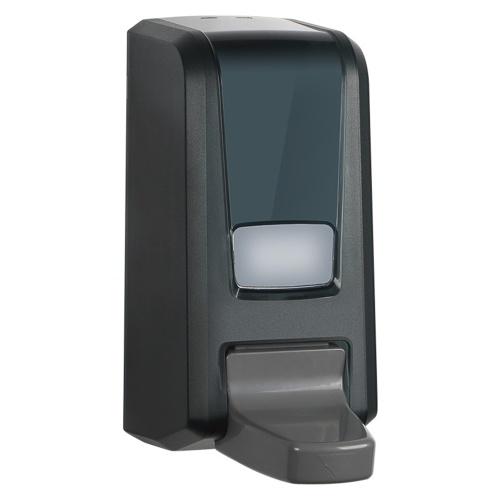 Decdeal 1000mL Wall-mounted Manual Soap Dispenser