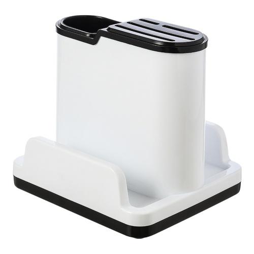 Organizador de almacenamiento de bloque de cuchillo de estante de utensilios de cocina