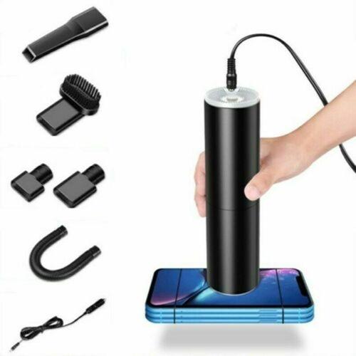 Limpiador en seco húmedo con aspiradora automática portátil y portátil de 120 vatios para el hogar