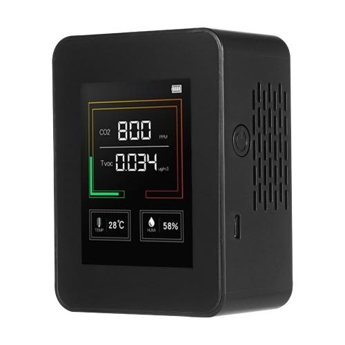 Medidor TVOC CO2 do Monitor de Qualidade do Ar