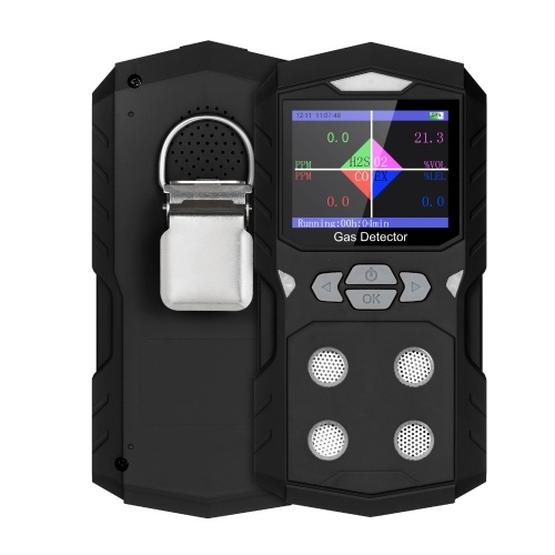 Portable 4 Gas Detector