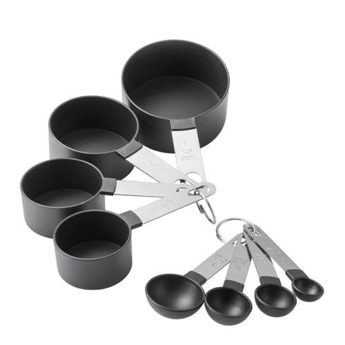 8PCS Measuring Spoons Measuring Cups Set