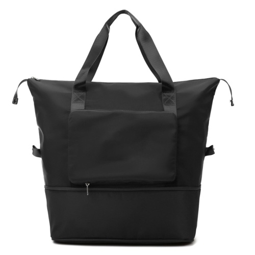 Large Capacity Foldable Travel Duffel Bag Lightweight Waterproof Carry on Luggage Bags Makeup Organizer