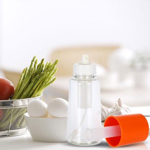 Спрей бутылку спрей насоса туман опрыскиватель уксус распыления бутылка масла приготовления барбекю кухня инструмент