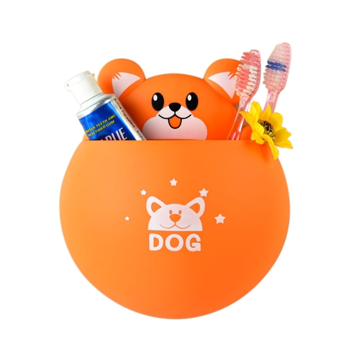 Creative Gifts RB272 Multifunctional Pet Star Storage Rack Toothbrush Toothpaste Holder