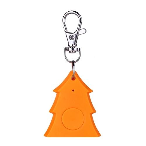 Мини-Рождественская елка Дизайн Smart Alarm Key Finder Anti-lost Tracker